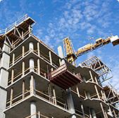 Строительство общественных и жилых зданий